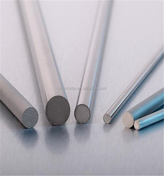 finishing Steel & High Alloyed steel tungsten carbide solid rods