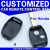 2 Button Remote Key Shell For