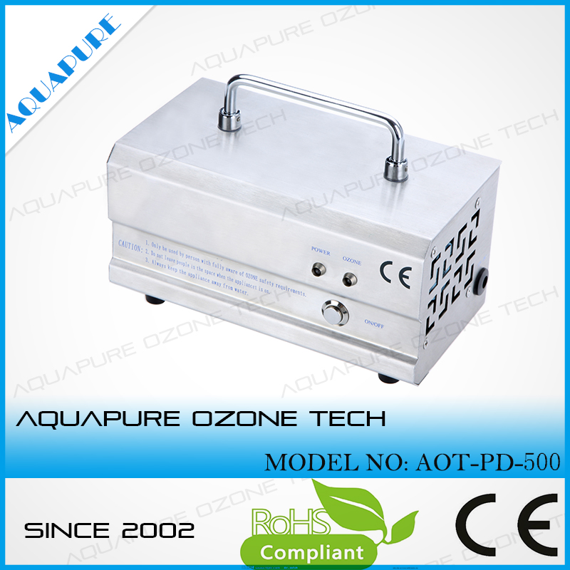 AQUAPURE 500mg mini ozonio therapy
