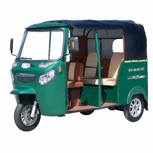 Adult passenger tricycle electric rickshaw for sale