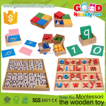 Classical Kids Learning Aids Montessori Materials Educational Toys Game The Wooden Toy Montessori Materials