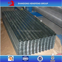 Galvanized Corrugated Metal Roofing Sheet With Best Price