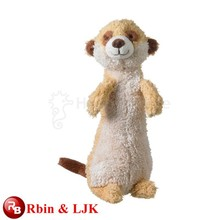 ICTI Audited Factory High Quality Custom Promotion meerkat soft toys