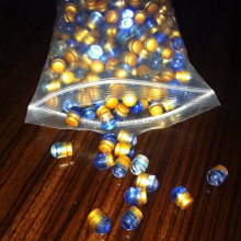 8 10 13mm glass beads cat eye for swareflex road stud