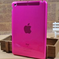 soft TPU gel skin case for ipad mini