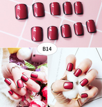 High quality French nail tips /artificial nails/wholesale false nails oem