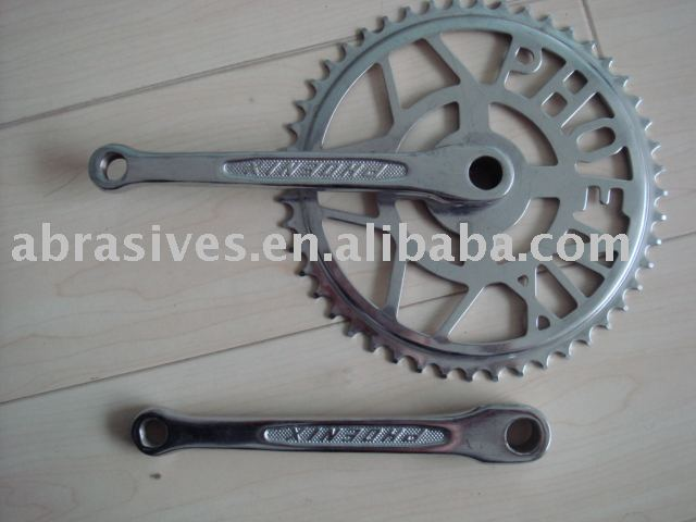 Hebei Bycircle chain wheel with crank