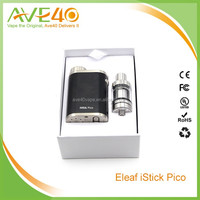Original Eleaf Istick Pico Kit, 75w ismoka eleaf istick no atomizer