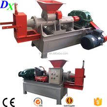 Hign capacity coal charcoal briquette rod making machine