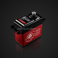 Power HD 25kg 8.4V HV Ultra Premium Digital Servo D-25HV with Metal Gears and Double Bearings