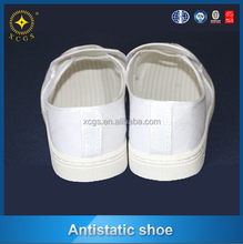 Four holes high quality clean room esd industrial safety shoes