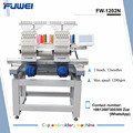 FUWEI multi head computerized embroidery machine like tajima type for hat and baby design
