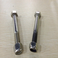 304/316 stainless steel bolt nut