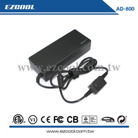 Dongguan factory 120W Universal and Automatic Laptop adapter AD-800
