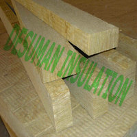 Construction material Rock wool lamella