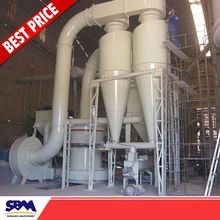 Famous SBM brand sand mineral raymond grinding mill, grinder machine for fine powder