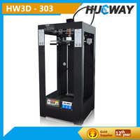 Chinese 3D Printer Supplies With Dual Head 3D Printer