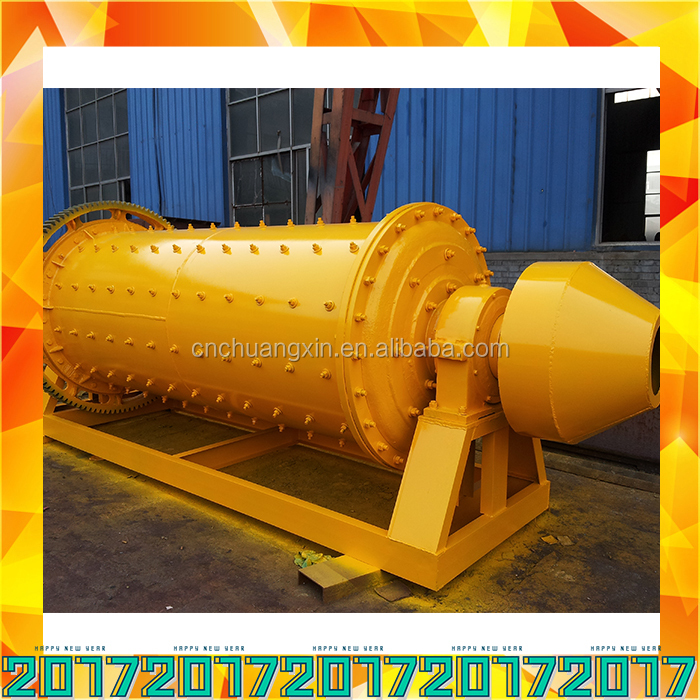 GB silica sand ball mill with easy operation and simple structure