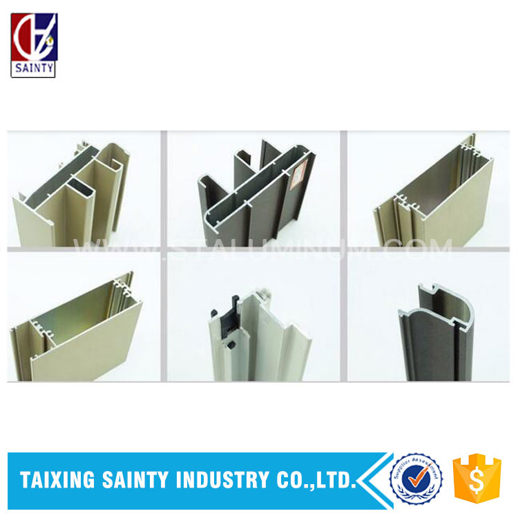 Best selling items 6060 6061 6063 solid aluminum extrusion profile