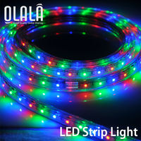 2015 New design SMD3528 RGB ROHS Flexible LED Strip Light
