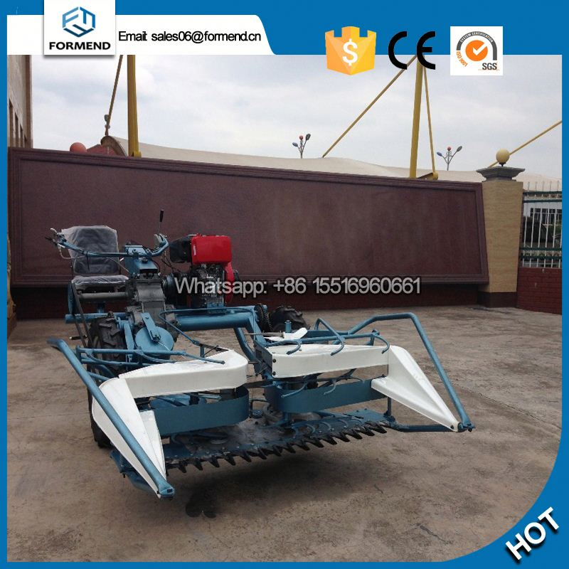 Weed harvester wheat cutting machine combine harvester price for sale in india