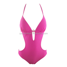 Hot sale 2014 open crotch swimsuits