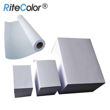 Large Format Photo Printing RC Matte Luster Photo Paper Roll for Canon Plotters