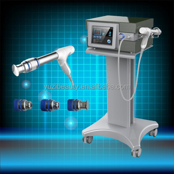 Low-energy Extracorporeal Shock Wave Therapy Machine YU-W9
