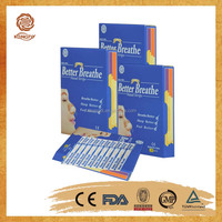 china supply anti- snore better breath nasal strip,decongestant nasal spray brands