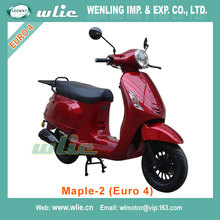 50cc gas scooter motorcycle motorcycle/scooter Euro4 Euro 4 EEC COC Scooter Maple-2 (50cc, 125cc)