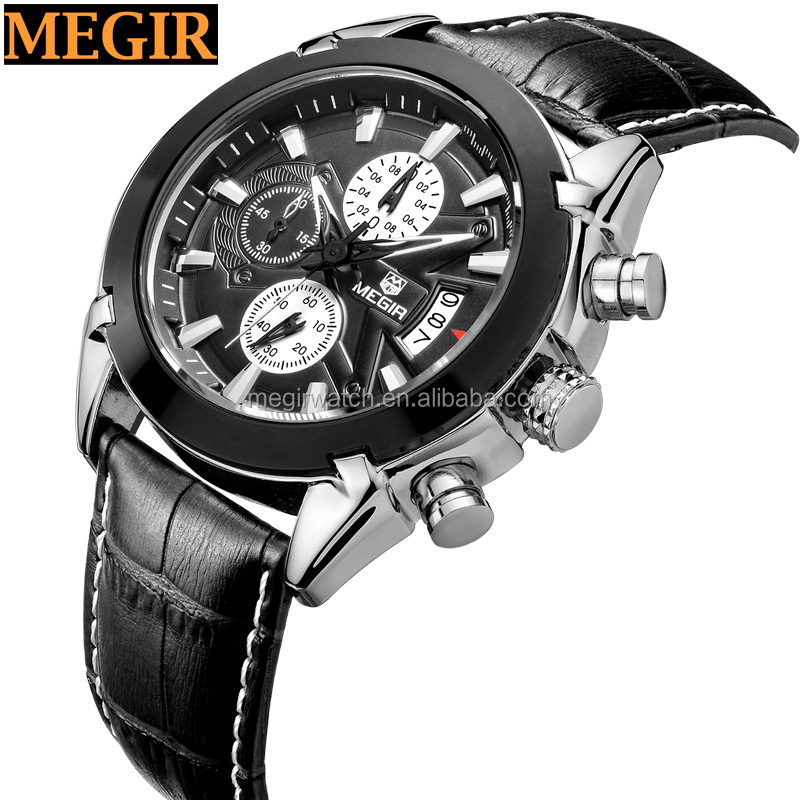 shenzhen watch market good looking black bezel luxury brand watch men,montres watches homme