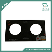 5mm 6mm 7mm Heat Resistance Tempered