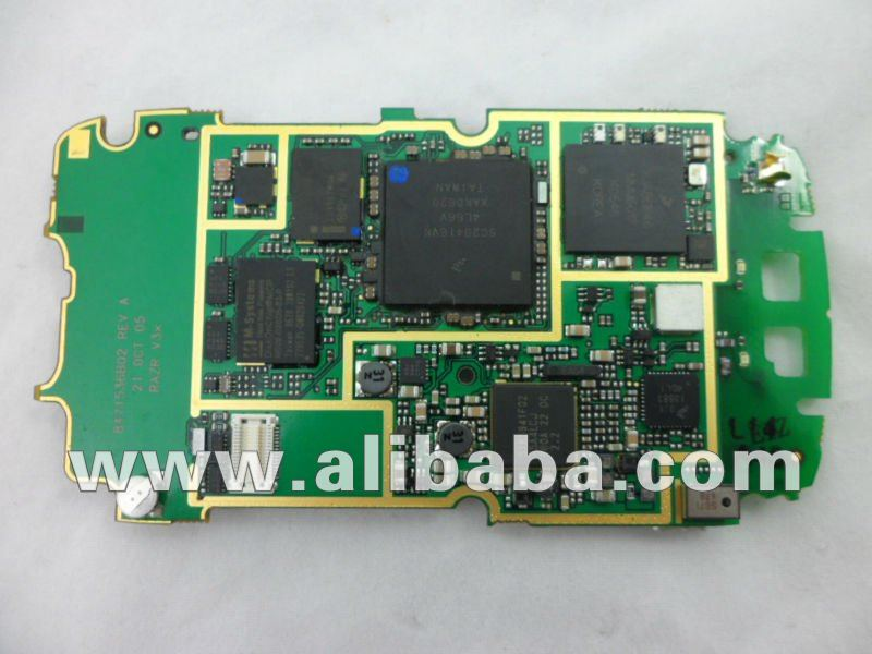 Assorted Mobile phone boards (PCBs)