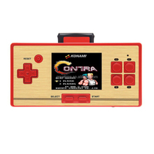 Cheap Classic Nostalgia FC Pocket Handheld Game Console With 600 Games For Chritmas Gift