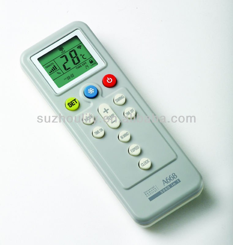 Universal Remote Control for Air Conditioning ZL-A668