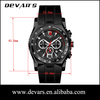 Best sellings China factory men sports watches,Luxury silicone watches for men