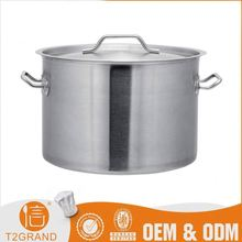 Hot Sales Promotional Price Oem Stainless Steel Porridge Pot