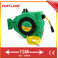 auto roll-up air hose reel with Japanese standards ends