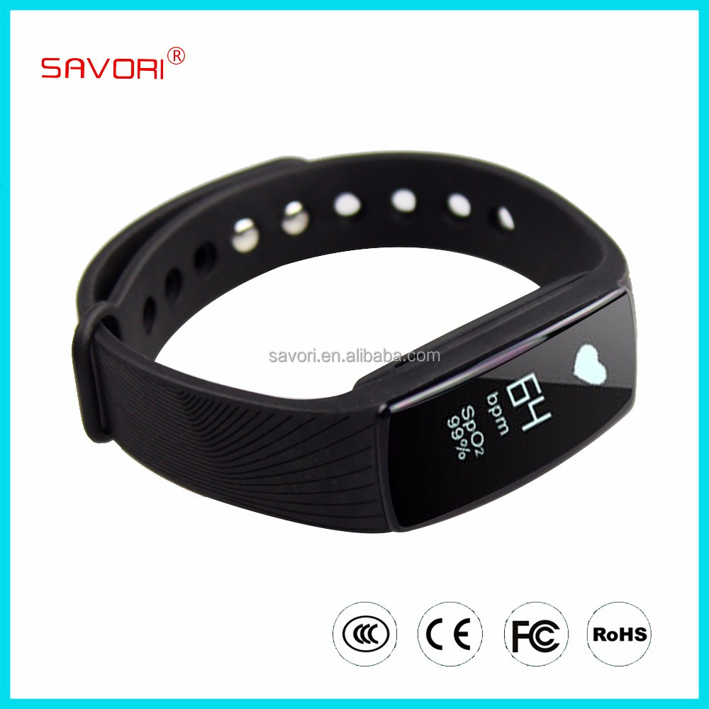 Original Smart Wristband Bluetooth 4.0 Smartband Smart Band Sleep Monitor Smart Bracelet