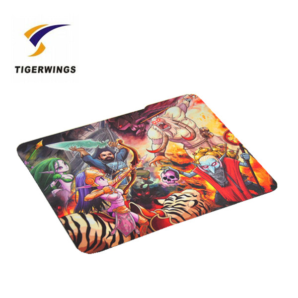Tigerwingspad/Trade assurance mouse pad with screen cleaner/computer and accessories/japanese mouse pads