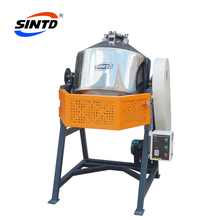 Safety Industrial Pencampuran Rotary Vertical Color Mixer Plastik Pencampuran Mesin