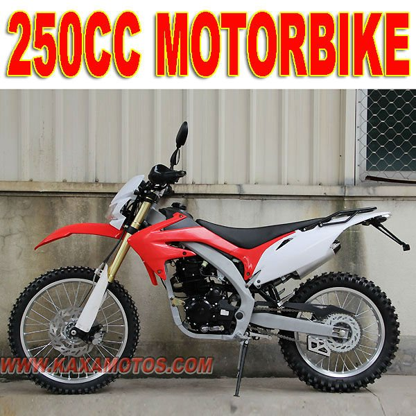 Off Road 250cc Motorbike