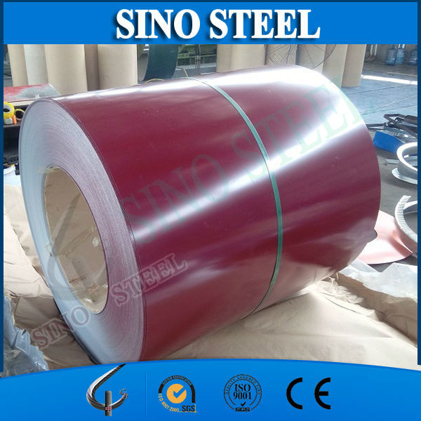 RAL9002 White Prepainted Galvanized Steel Coil Z275/Metal Roofing