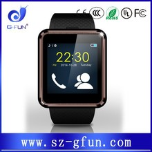 2015 hotsale smart watch intelligent wrist watch with carmera smartwatch