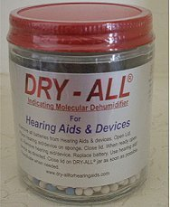 DRY-ALL for hearing aids