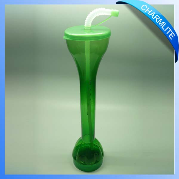 Liquid Activated Led Flashing Cups , LED Water Sensor Lighted Cups
