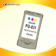 Remanufactured for canon ink cartridge PG831