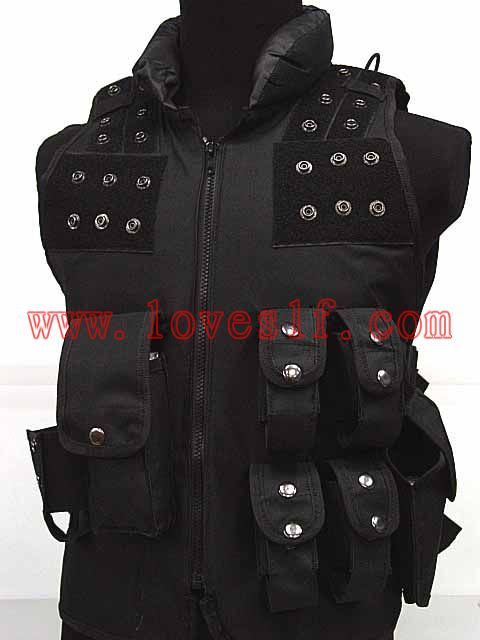 Hard Material Military Body Armor Bulletproof Vest bullet and stab/pe proof vest