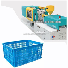 plastic crate injection molding machine/Plastic storage box making injection machine