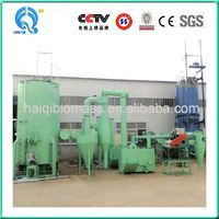 wood chips city argriculture waste biogas electric palm empty fruit bunch (efb) gasification power plant